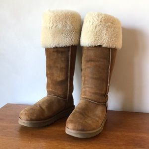 UGG Over the knee Bailey Boots